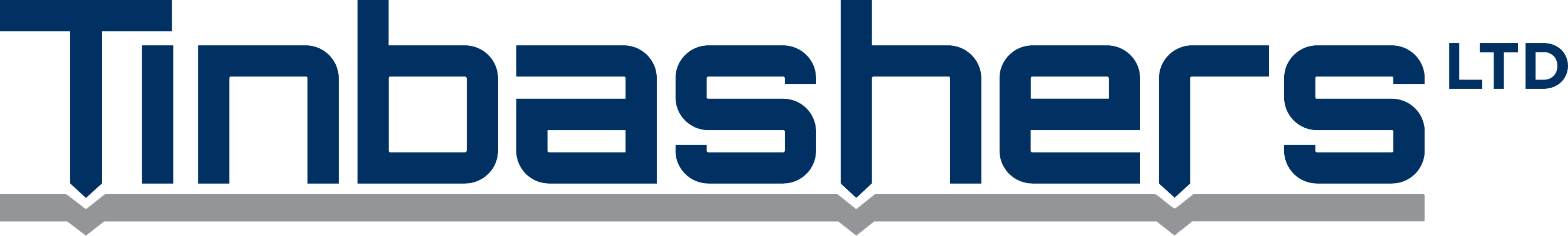 Tinbashers Machinery Logo