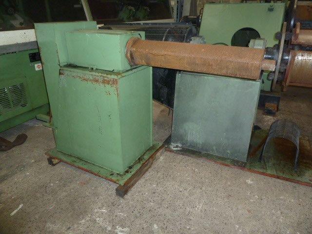 Used Machinery Tinbashers Machinery Ltd