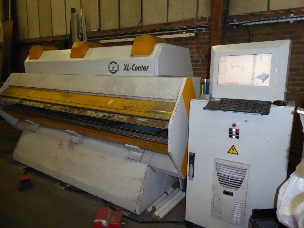 RAS-XL CNC FOLDER