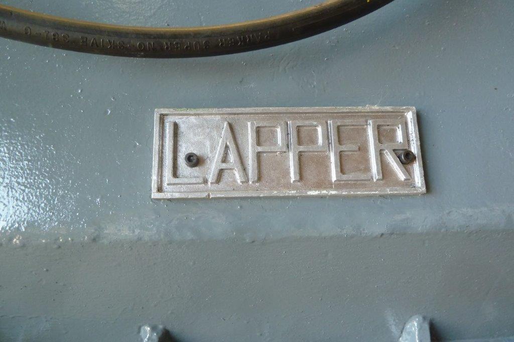 Lapper Recoiler Tinbashers Machinery Ltd