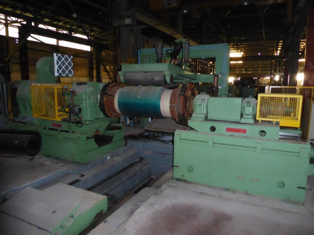 10t TWIN MANDREL UNCOILERS